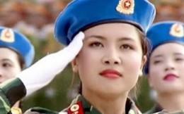 Tướng Tuấn lý giải việc Thiếu úy xinh đẹp đeo hàm Trung tá
