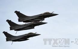 Pháp sắp bàn giao cho Ai Cập 3 chiến đấu cơ Rafale