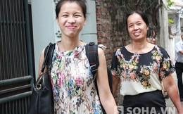Cuộc tiếp đón Á hậu giản dị nhất showbiz Việt