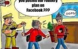Chết cười với những vụ trộm khôi hài nhất thế giới
