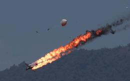 Hai máy bay Indonesia đâm nhau khi nhào lộn