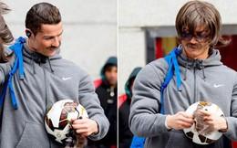 """CLIP: Ronaldo bị """"bơ"""" giữa đường phố Madrid"""