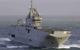 Pháp sẽ không bồi thường quá 1 tỷ euro cho thương vụ Mistral