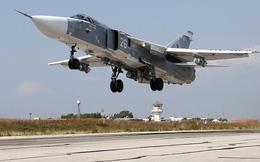 """Vừa tới Syria, tiêm kích Nga 3 lần """"dằn mặt"""" máy bay do thám Mỹ?"""
