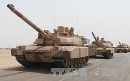 Quân đội Saudi Arabia lần đầu vượt biên giới Yemen