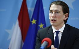 """Sebastian Kurz ủng hộ quan điểm """"trừng phạt"""" Moscow của EU"""