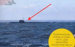 """Lộ tàu ngầm tuyệt mật của Nga: """"Mới chỉ là đoán mò!!!"""""""