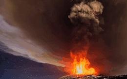 """Giải mã hiện tượng kỳ bí """"sét trong núi lửa"""" mới xảy ra"""