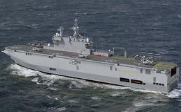 """Trung Quốc vồ lấy tàu Mistral với cơ hội """"từ trên trời rơi xuống"""""""