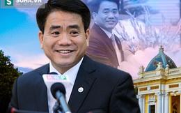 """8 câu nói """"ghép chân dung"""" tướng Chung - tân Chủ tịch Hà Nội"""