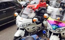 'Lác mắt' với dàn siêu xe, mô tô 'khủng' trong đám hỏi ở Hải Phòng