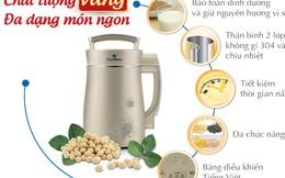 5 bí quyết để có một ly sữa đậu nành chuẩn