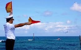 Chiến sĩ đảo Song Tử Tây cứu 6 ngư dân Philippines