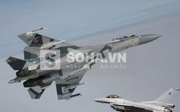 Căng thẳng gia tăng, Nga sắp điều Su-35S tới Syria?