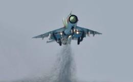 Không quân Syria vẫn sử dụng chiến đấu cơ MiG-21 để đánh IS