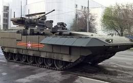 Việt Nam có nên chọn xe chiến đấu hộ vệ tăng BMPT T-15?