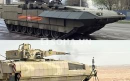"""""""So găng"""" chiến xa bộ binh T-15 và Puma"""