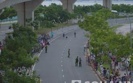 Đà Nẵng: Ô tô mất lái, 2 phụ nữ bị đâm rơi xuống chân cầu tử vong