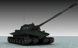 """Xe tăng """"cực độc"""" dùng cho chiến tranh hạt nhân của Liên Xô"""