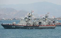 Tại sao tàu tên lửa Molniya của VN lại mang 16 tên lửa mà không phải 4 hay 8?