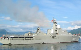 Vì sao tàu Gepard hiện đại nhất của Hải quân VN không có hangar trực thăng?