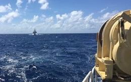 Vây ép tàu tiếp tế Việt Nam, Trung Quốc thách thức dư luận
