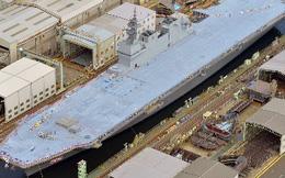 Trung Quốc lo ngại cách đặt tên tàu chiến của Nhật Bản