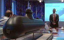 Thụy Điển chi đậm đóng tàu ngầm thế hệ mới A26
