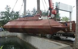 Tàu ngầm Hoàng Sa mất tính năng vượt cạn vì... thiếu tiền