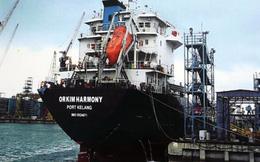 VN bắt giữ 8 tên cướp biển bỏ chạy từ tàu Malaysia