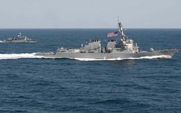 Philippines hoan nghênh việc Mỹ đưa tàu chiến tới Biển Đông