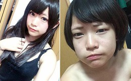 Sững sờ trước mặt mộc của nữ cosplay xinh đẹp đến từ Nhật Bản