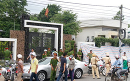 Chứng thực quyền thừa kế của con nạn nhân vụ thảm sát ở Bình Phước