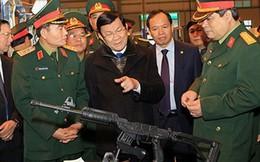 Bảo đảm tiến độ sản xuất các sản phẩm vũ khí trang bị kỹ thuật