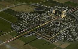 """Há hốc trước thành phố tỷ đô mọc lên từ """"nghĩa địa"""" bom nguyên tử"""