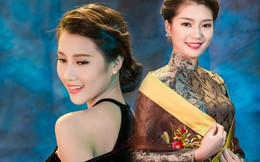 Top 5 Hoa hậu duyên dáng với áo dài