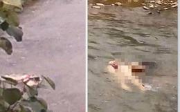Đã bắt được hung thủ giết người, trói tay ném xuống suối
