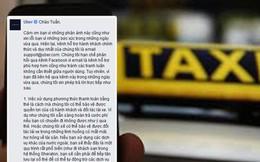 Khách đi taxi Uber Việt Nam bị trừ 350 nghìn trong tài khoản vì bị cho là đã nôn trên xe