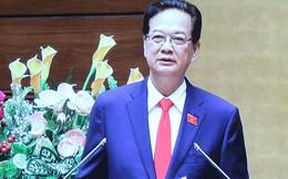 Thủ tướng Nguyễn Tấn Dũng đăng đàn trả lời chất vấn về Biển Đông