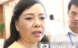 """Bộ trưởng Nguyễn Thị Kim Tiến: """"Tôi hiến tạng là tự nguyện"""""""