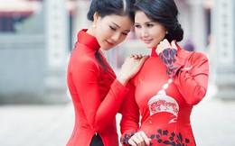 Vẻ đẹp đối lập của Trần Thị Quỳnh và Sonya Sương Đặng