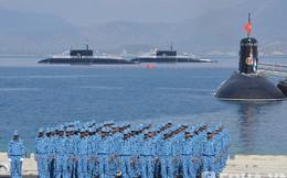 Tàu ngầm Kilo thứ 4 không theo lộ trình ngắn nhất về Việt Nam