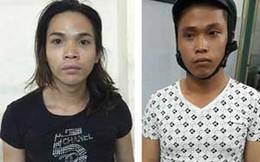 2 anh em ruột cải trang đi cướp giật bị bắt cùng ngày