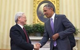 Bài học cho Việt Nam từ chuyến thăm Mỹ của Tổng Bí thư