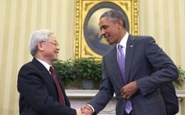 """""""Chuyến thăm Mỹ của Tổng Bí thư là chiến công mới của Việt Nam"""""""