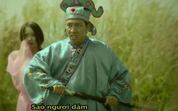 """Trấn Thành mặc đồ cổ trang, nói tiếng Hàn như """"gió"""" để """"tán gái"""""""