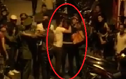 Lộ clip Trang Trần chống lại lực lượng chức năng
