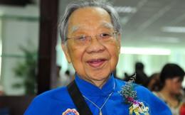 Giáo sư Trần Văn Khê nhập viện