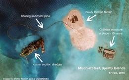 Tuyên bố dừng bồi đắp ở Biển Đông của Trung Quốc không thuyết phục