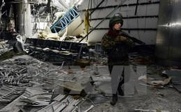 Giao tranh tái diễn ở miền Đông Ukraine, một binh sỹ thiệt mạng